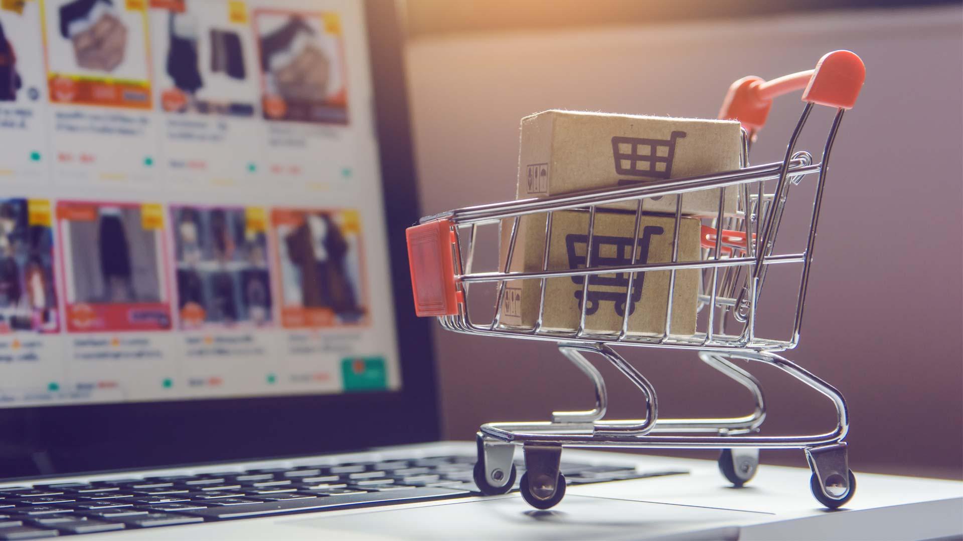 Strategic Sourcing Online Shopping Image
