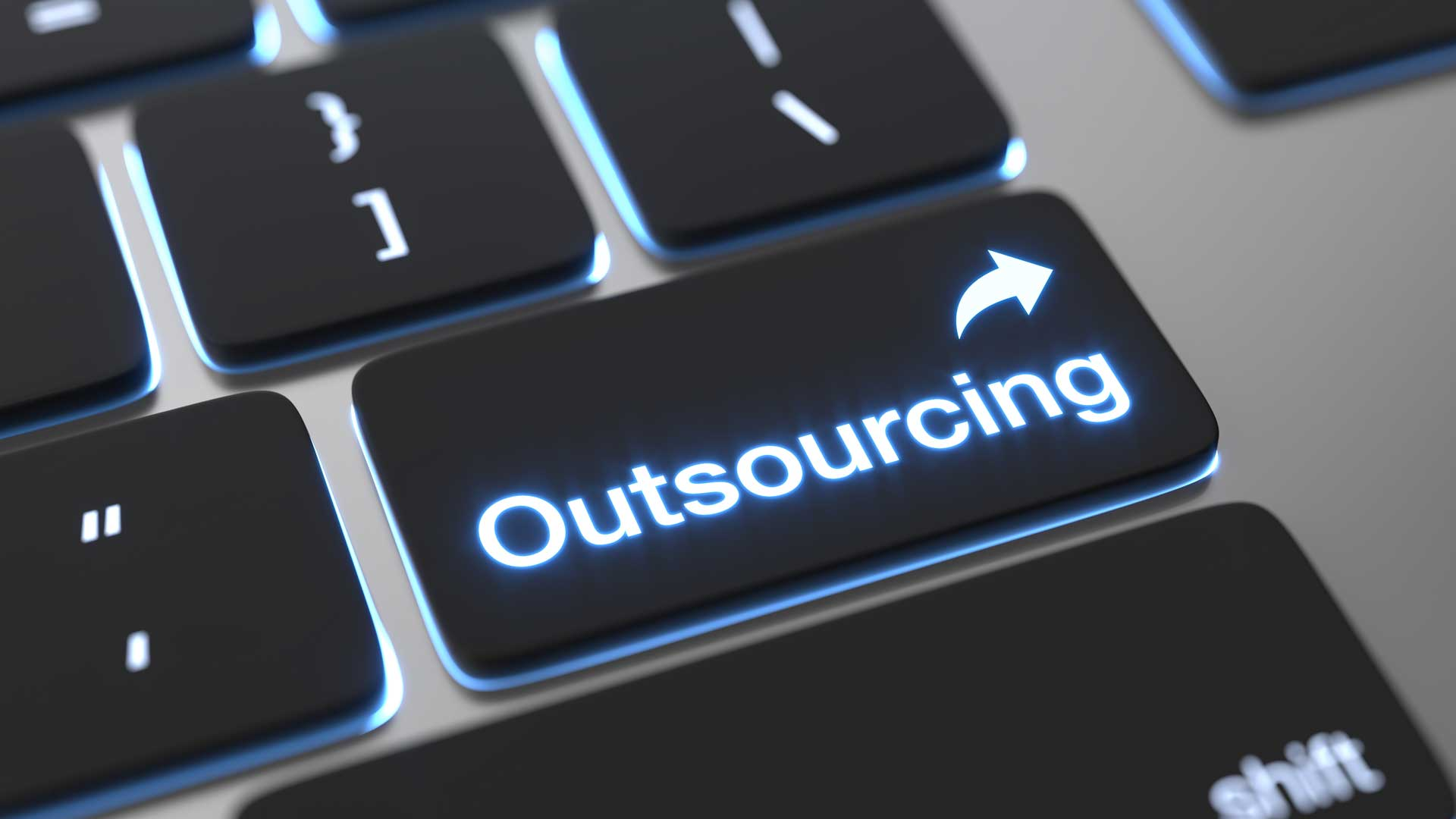 Outsourcing IP Image