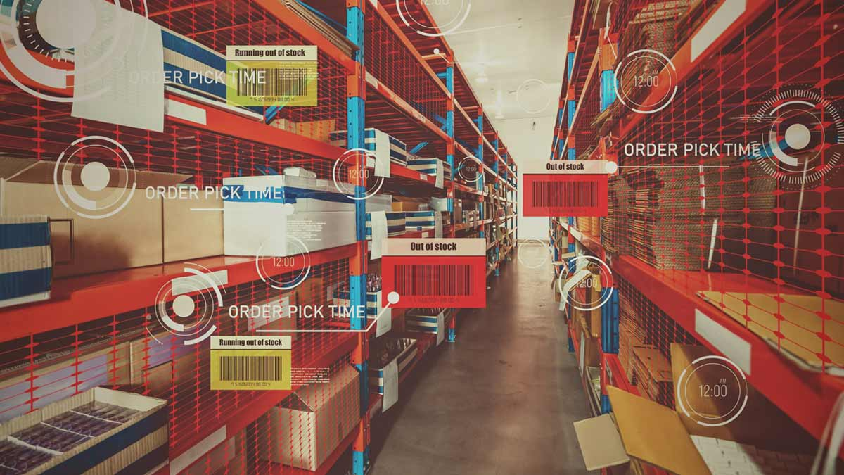 A new way to buy? Warehouse image